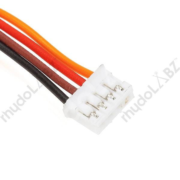 4 Pin RMC Female Connector With Wire -2mm Pitch 4 Pin RMC Female ...