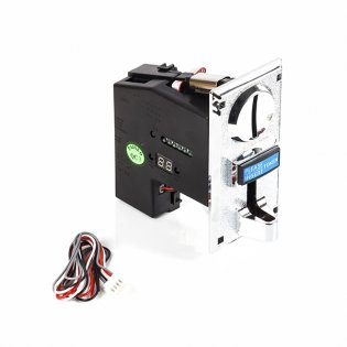 Coin Acceptor Programmable (3 Coin Types)