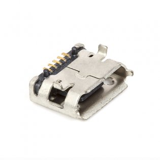 Micro USB Type-B Female (SMD)
