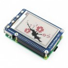 2.7Inch 3 colour E-Paper Display Hat (B) For Raspberry Pi
