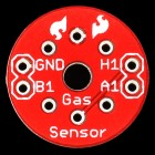 Gas Sensor Breakout Board (Orginal Sparkfun-USA)
