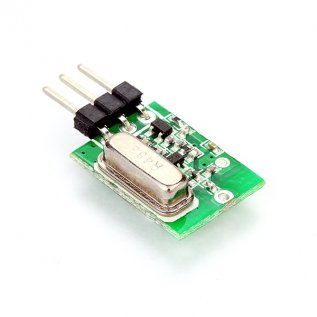 500mw High Power ASK Transmitter Module-DRA889TX