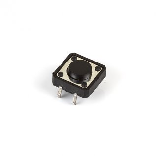 12MM X 12MM Tactile Switch -4.3mm Shaft Length