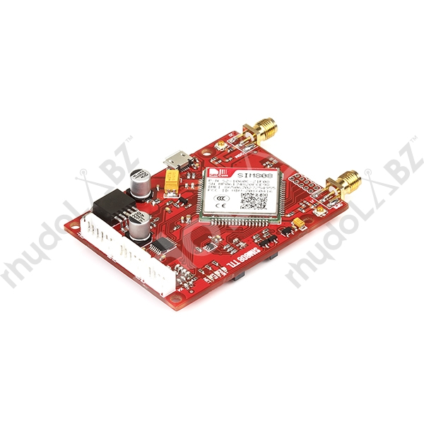 SIM808 GSM/GPRS/GPS UART MODEM- rhydoLABZ : rhydoLABZ INDIA