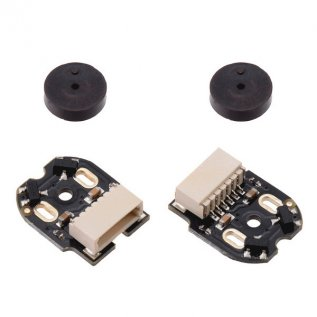 Magnetic Encoder Pair Kit with Side-Entry Connector - Pololu USA