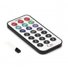 21 Key Mini Remote + IR Sensor