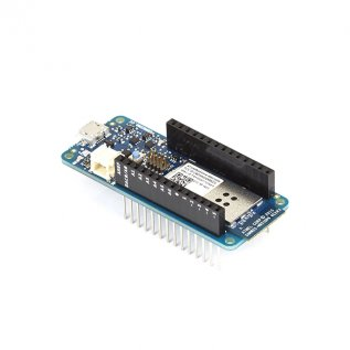 Arduino MKR1000 Wifi With Headers Mounted(Orginal Arduino-Italy)