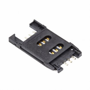 SIM Socket – 6 pin (Flap Type)