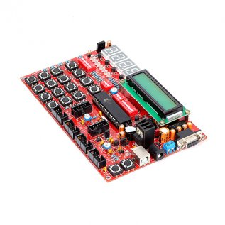AVR ATmega32 Teach Yourself Kit - rhydoLABZ