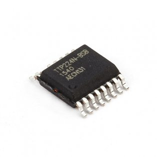 4 Channel Capacitive Touch Sensor (TTP224N)