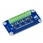 4-ch Current/Voltage/Power Monitor HAT for Raspberry Pi