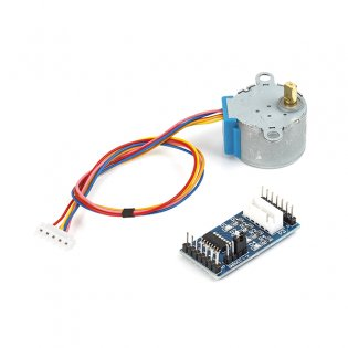 High quality stepper motor (5V) with driver