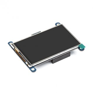 "4"" HDMI Touch Screen LCD(IPS) for Raspberry Pi"