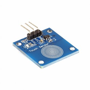 Digital Capacitive Touch Switch Module For Arduino - TTP223B