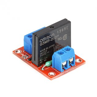 1-Channel Solid-State Relay