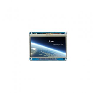 "4.3"" TFT LCD Module with Touch Screen"