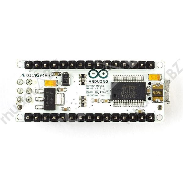 Arduino Nano (Orginal Arduino-Italy) [ARD-1723] : rhydoLABZ