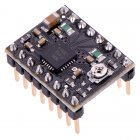 A4988 Stepper Motor Driver Carrier, Black Edition(Soldered)