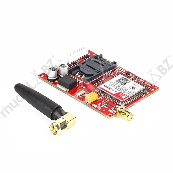 GSM / GPRS Quad Band TTL UART Modem - SIM800 : rhydoLABZ INDIA