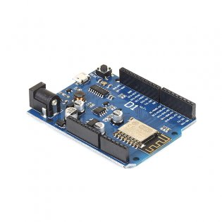 Wemos D1 R2 Wifi -Esp8266 Development Board (Arduino Compatible)