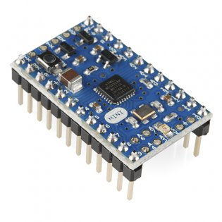 Arduino Mini 05 With Headers (Orginal Arduino-Italy)