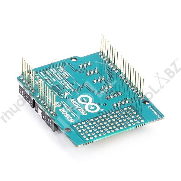 Arduino 9 Axes Motion Shield( Orginal Arduino) : rhydoLABZ INDIA