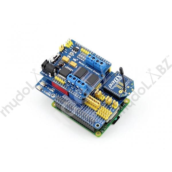 ARPI600 Raspberry Pi Expansion Board [RAS-2868] : rhydoLABZ
