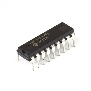 MCP2510-I/P - CAN Bus Controller IC (18 Pin)