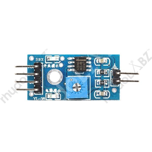 Raindrop sensor module : rhydoLABZ INDIA