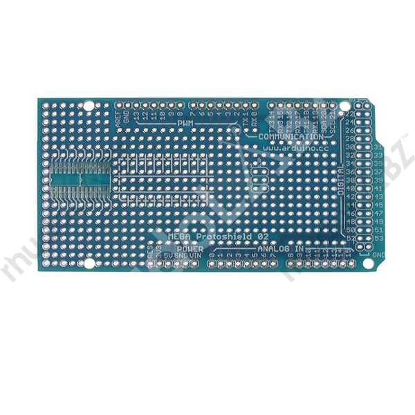 Arduino Mega Proto PCB (Orginal Arduino) - Click Image to Close