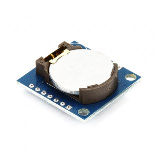 Tiny RTC Module Compatible with Arduino - I2C (24C32 + DS1307)