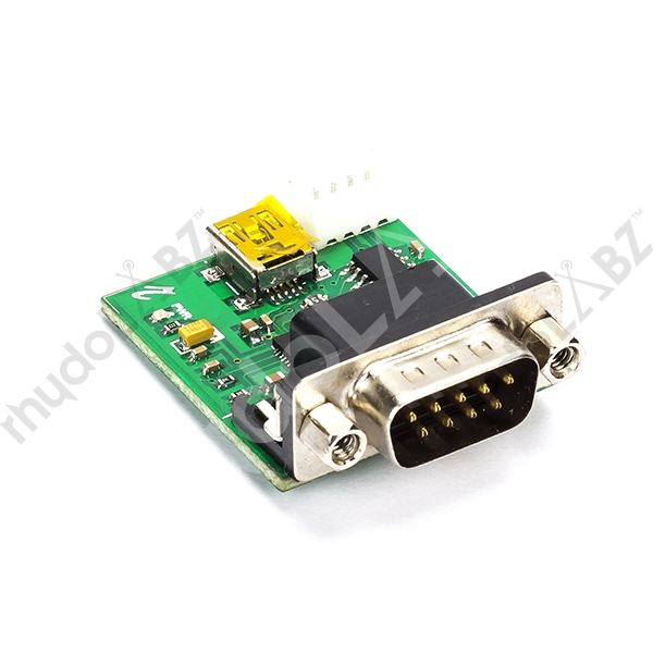 USB To RS232 Converter- CP2102 - Click Image to Close