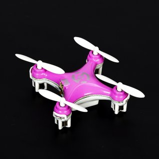 Tiny Quadcopter With 4CH 2.4GHz RC Transmitter (Ready To Fly)