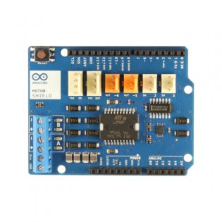 Arduino Motor Shield Rev 3 (Orginal Arduino-Italy)
