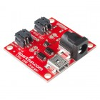 USB LiPoly Charger - Single Cell (Sparkfun USA)