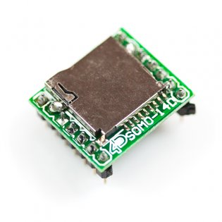 Embedded Audio-Sound Module