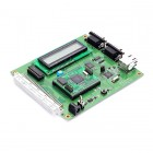 W5100E01-AVR Evaluation Board