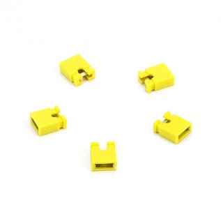 2.54mm Jumper Cap - Yellow