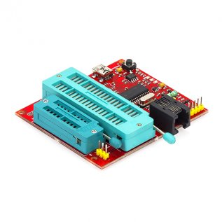 PIC Programmer with ZIF Socket - MPLAB Compatible