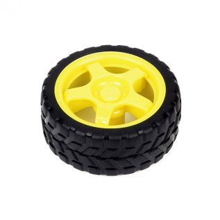 DAGU Rubber Wheel For BO motor