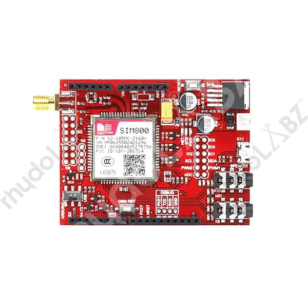 GSM/GPRS Shield - SIM800 : rhydoLABZ INDIA