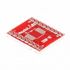 SOIC/SSOP to DIP Adapter PCB - 16 Pin - rhydoLABZ