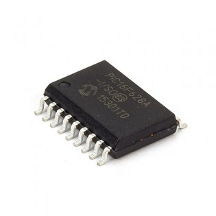 PIC16F628A Microcontroller (SOIC-18)