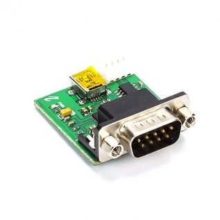 USB To RS232 Converter- CP2102