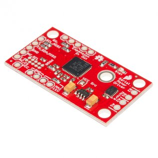 Serial Controlled Motor Driver - SparkFun USA