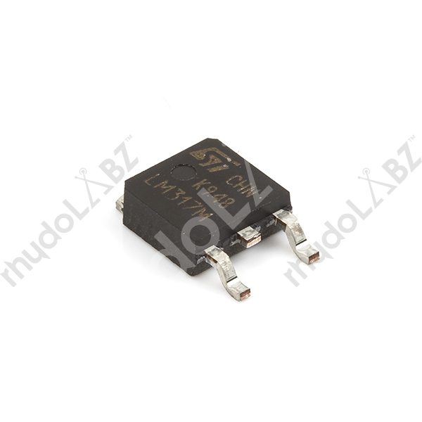 LM317D2T Linear Voltage Regulator 1.2-37V - Click Image to Close