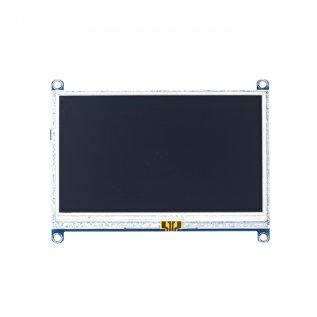 4.3Inch HDMI Touch screen Lcd- Waveshare