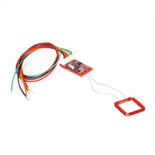 RFID Board with Antenna - 125 kHz