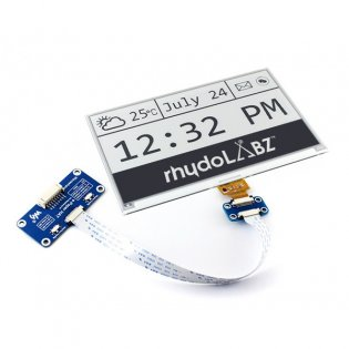 7.5Inch E-Paper Display Hat For Raspberry Pi