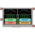 4.3 inch LCD TFT display module, 480x272 resolution, 65K colors